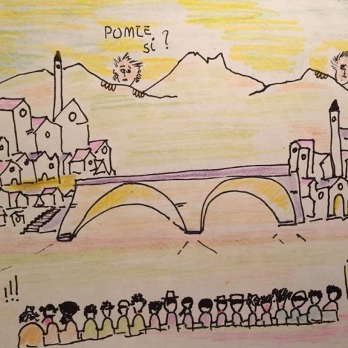 Ponte Belvedere, L'Aquila – Cosa vorresti?